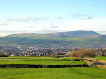 A Colourful Pendle Hill
