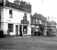 Prince's Street Stockport in 1949