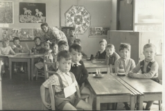 Gisburn Road Primary School 1959