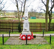 Salterforth War Memorial