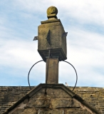 Colne Parish Church Sundial