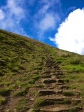 Steep Steps of Pendle
